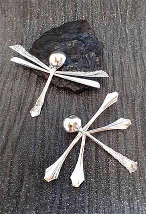 Salt Spoon Pendant